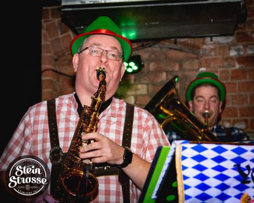 Stein Strassse - Yorkshire oompah band
